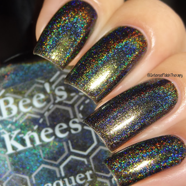 Bee's Knees Lacquer - Hela Holo