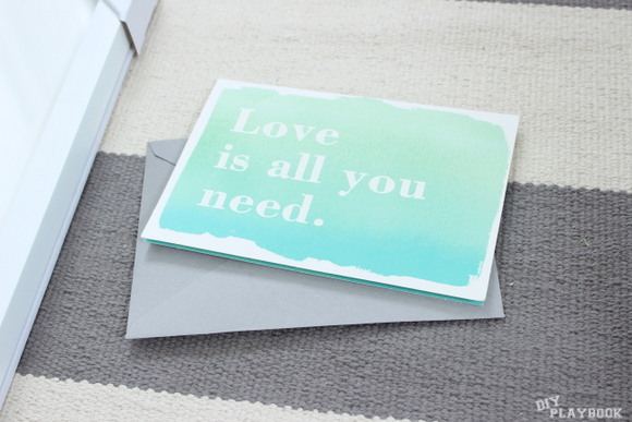 Step 1- find the perfect card for your space