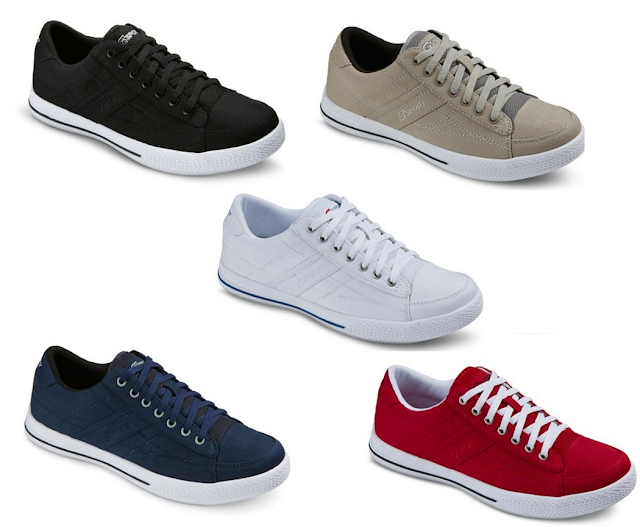 Men s Skechers S Sport Canvas Lace Shoes  13.98 + Free In-Store Pickup at  Target or Free Shipping with RED Card or  25 Order - HEAVENLY STEALS 1b1e9dbd8635