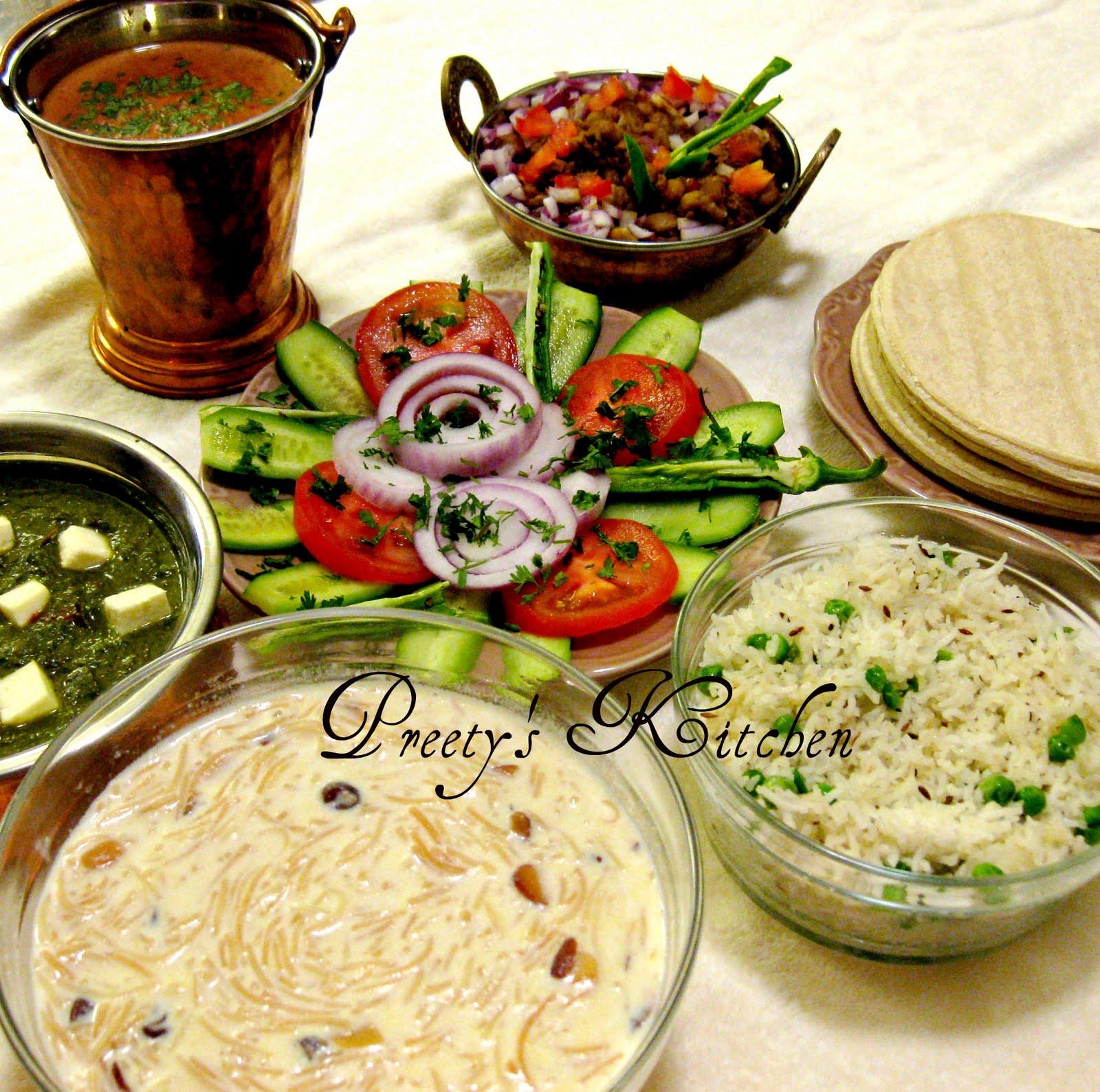Punjabi Kitchen Recipes