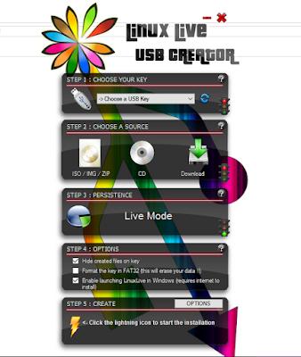 linux-live-usb-creator