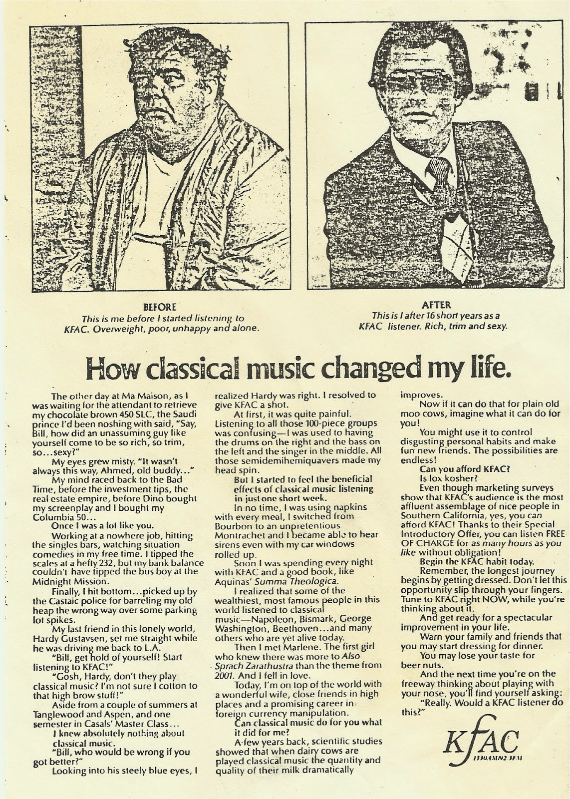 Musical Assumptions: How Classical Music Changed my Life