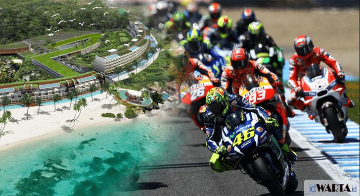 2021 Indonesia Jadi Tuan Rumah Moto GP