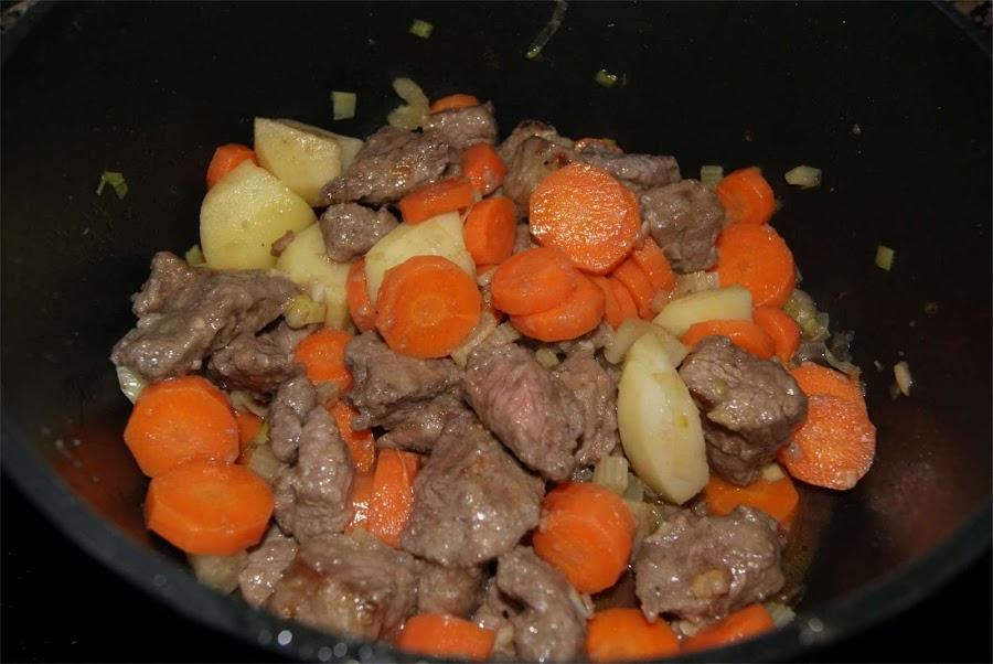 estofado de ternera con verduras paso 4