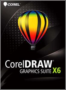 CorelDraw X6 Português Completo + Crack + Torrent