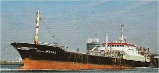 Jenis Kapal Menurut Bahan dan Alat Penggeraknya, kapal barang