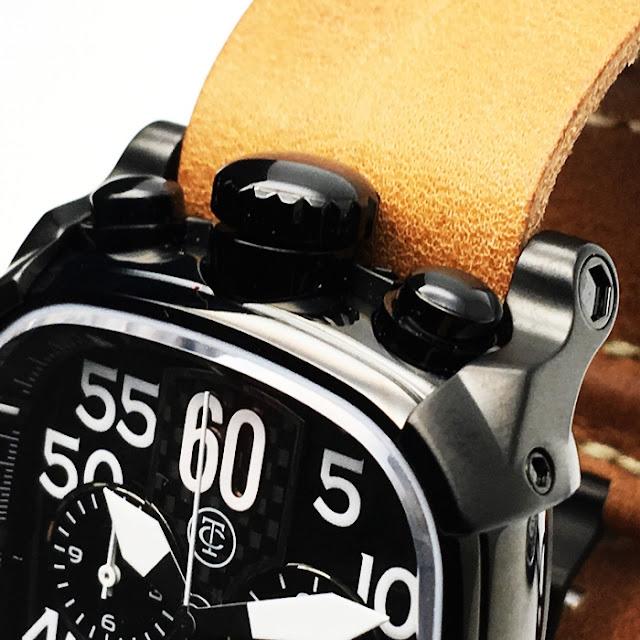 大阪 梅田 ハービスプラザ WATCH 腕時計 ウォッチ ベルト 直営 公式 CT SCUDERIA CTスクーデリア Cafe Racer カフェレーサー Triumph トライアンフ Norton ノートン フェラーリ SCRAMBLER スクランブラ― CS70105