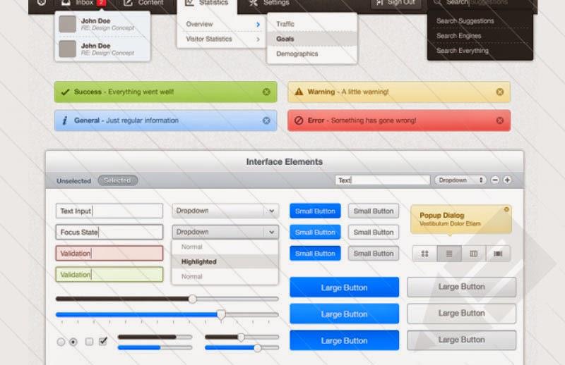 Smooth Web App UI Kit