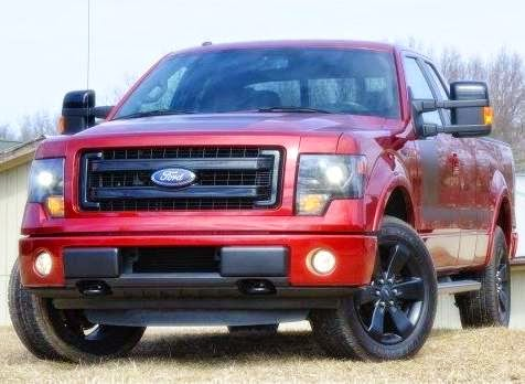 2013 Ford F 150 Fx4 Ecoboost Towing Capacity Ford Car Review