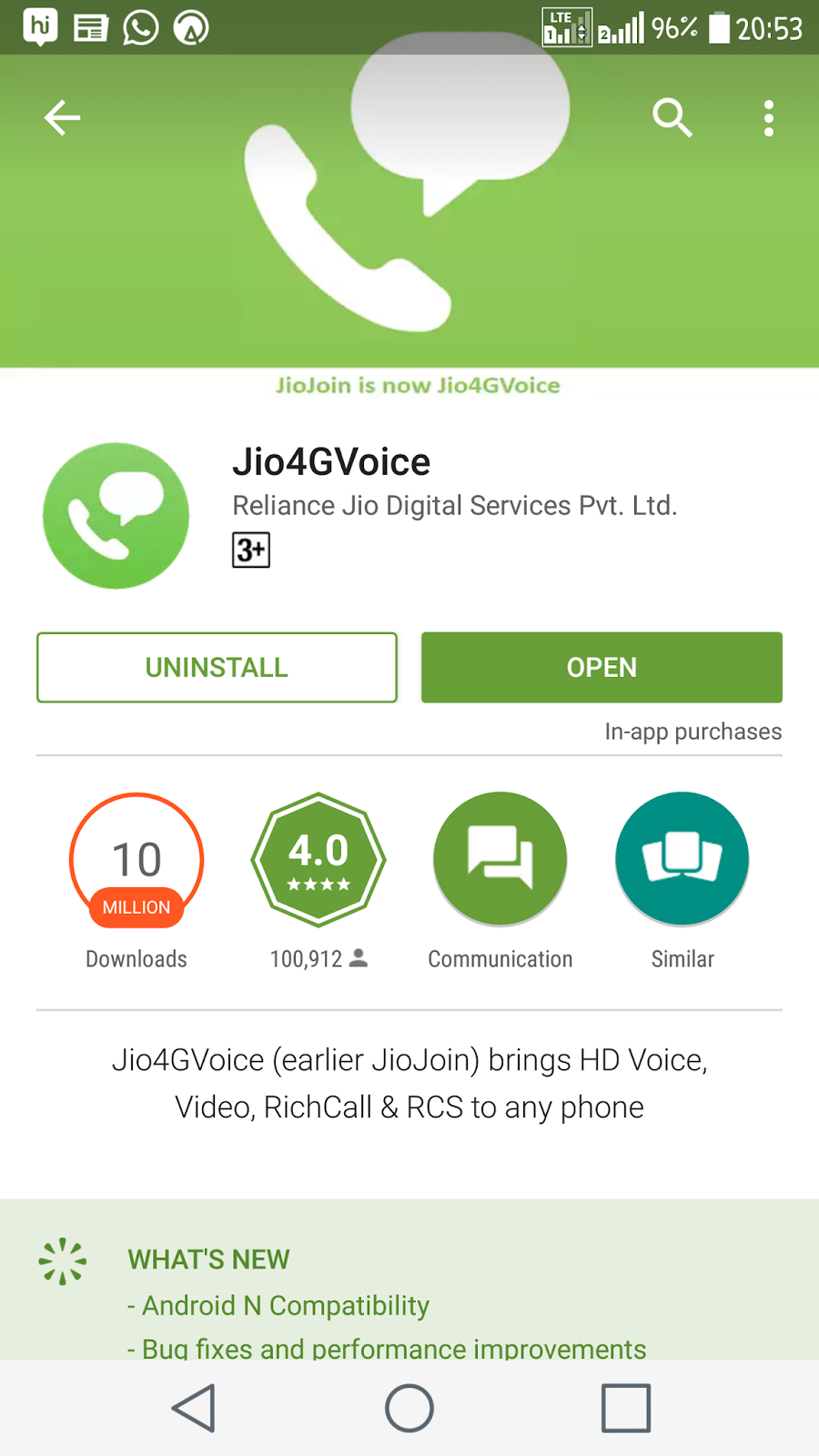 How to make Voice and Video Call using Reliance Jio SIM on