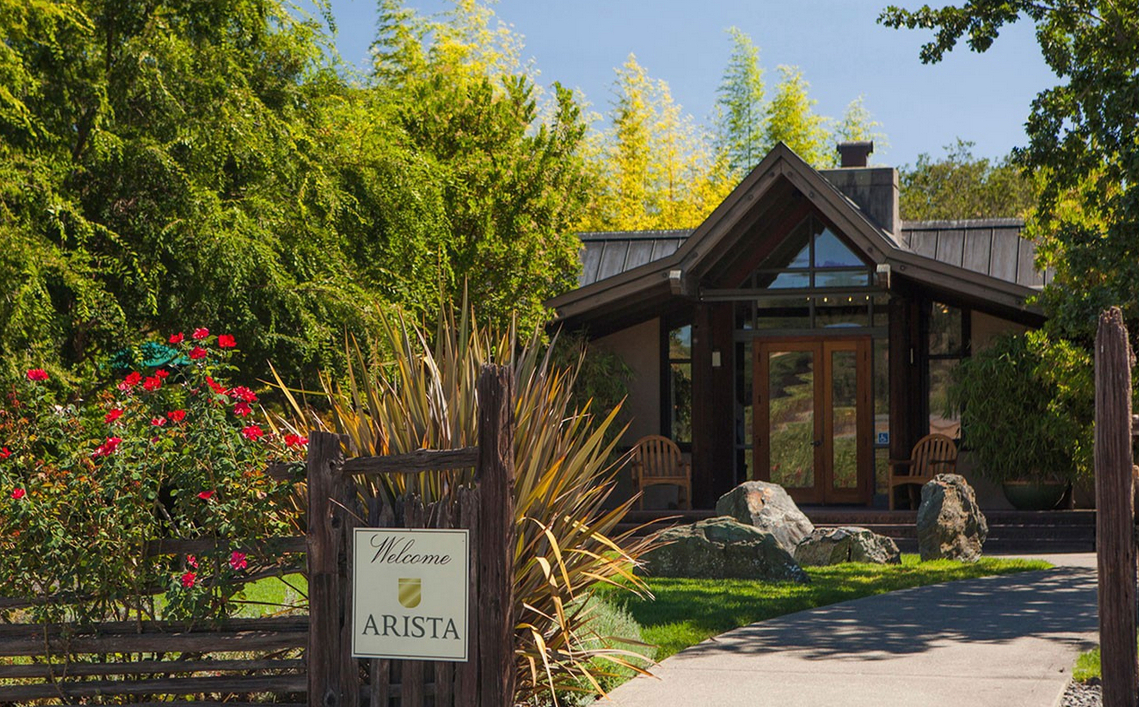 Arista Winery Wedding Venue