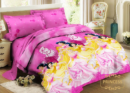 Sprei Kintakun Luxury Kids Princess
