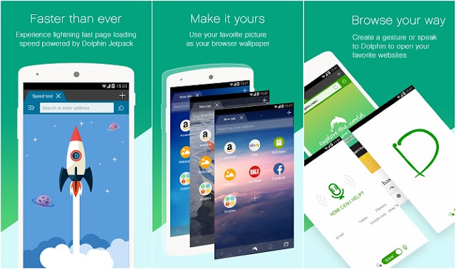 Tips to Save Mobile Data With Dolphin Browser