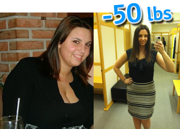 Dating after losing 50 pounds