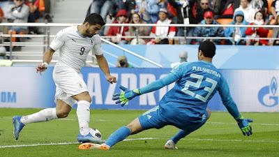 موعد مباراة روسيا و الأوروجواي ضمن منافسات كأس العالم الأحد 24-6-2018 و القنوات الناقلة