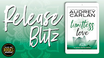 Limitless Love by Audrey Carlan Release Blitz + Giveaway