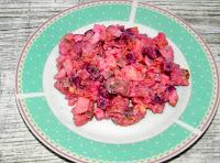 fińska sałatka rosolli