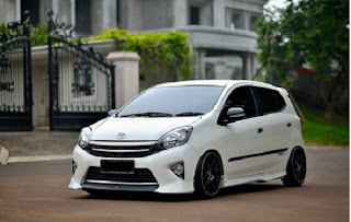New Toyota Agya Trd Sportivo Grand Veloz 1.3 2018 Regarding Modification Tips How