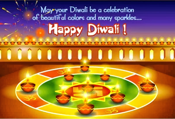 Top 3 Sweet Awesome Happy #Diwali Mubarak 2014 SMS, Quotes, Messages For Facebook And WhatsApp