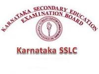 Karnataka SSLC Time Table