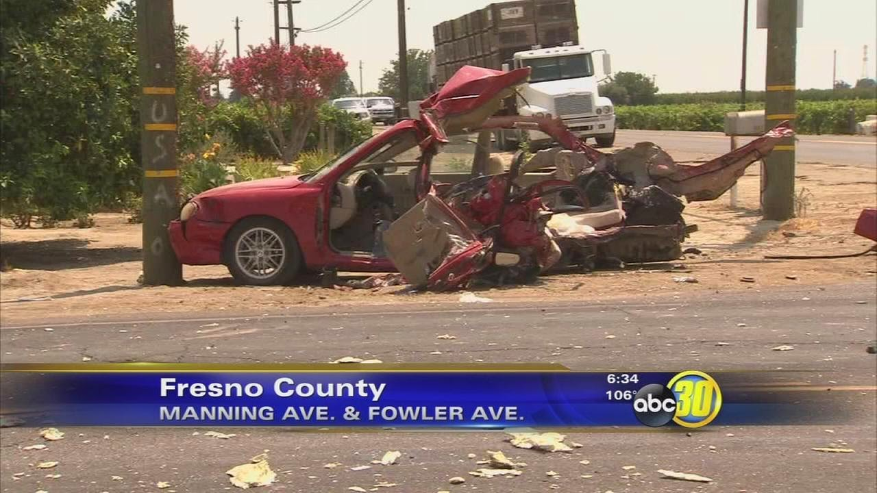 Car Crash Fremont Ca