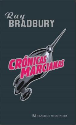 Portada de Cronicas Marcianas de Ray Bradbury