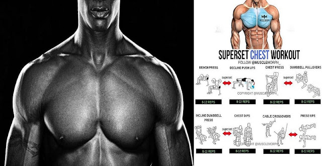Bodybuilding Tips: Best Exercises For A Bigger Chest