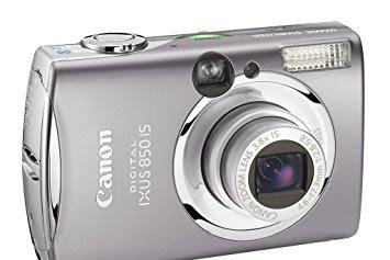Canon IXUS 850 IS Driver Download Windows, Mac