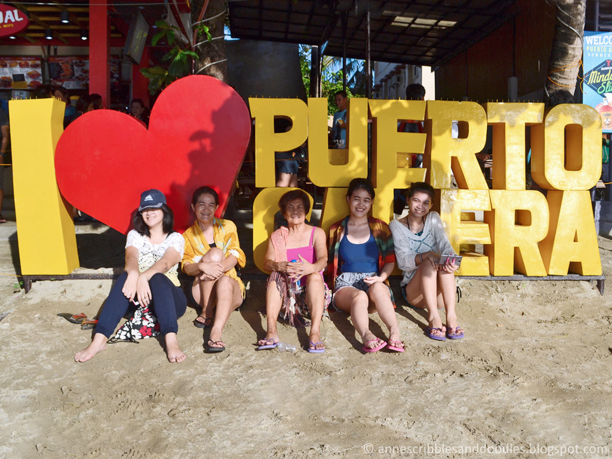 Puerto Galera Travel Diary: White Beach | Anne's Scribbles and Doodles