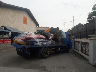 Contoh Surat Pengajuan Permohonan Part off Container ke Bea Cukai Indonesia