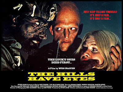 The Hills Have Eyes Original 1977 Film Poster