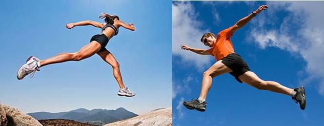 El ejercicio ayuda a mejorar los niveles de energía cada día