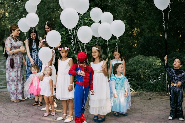 ninos boda