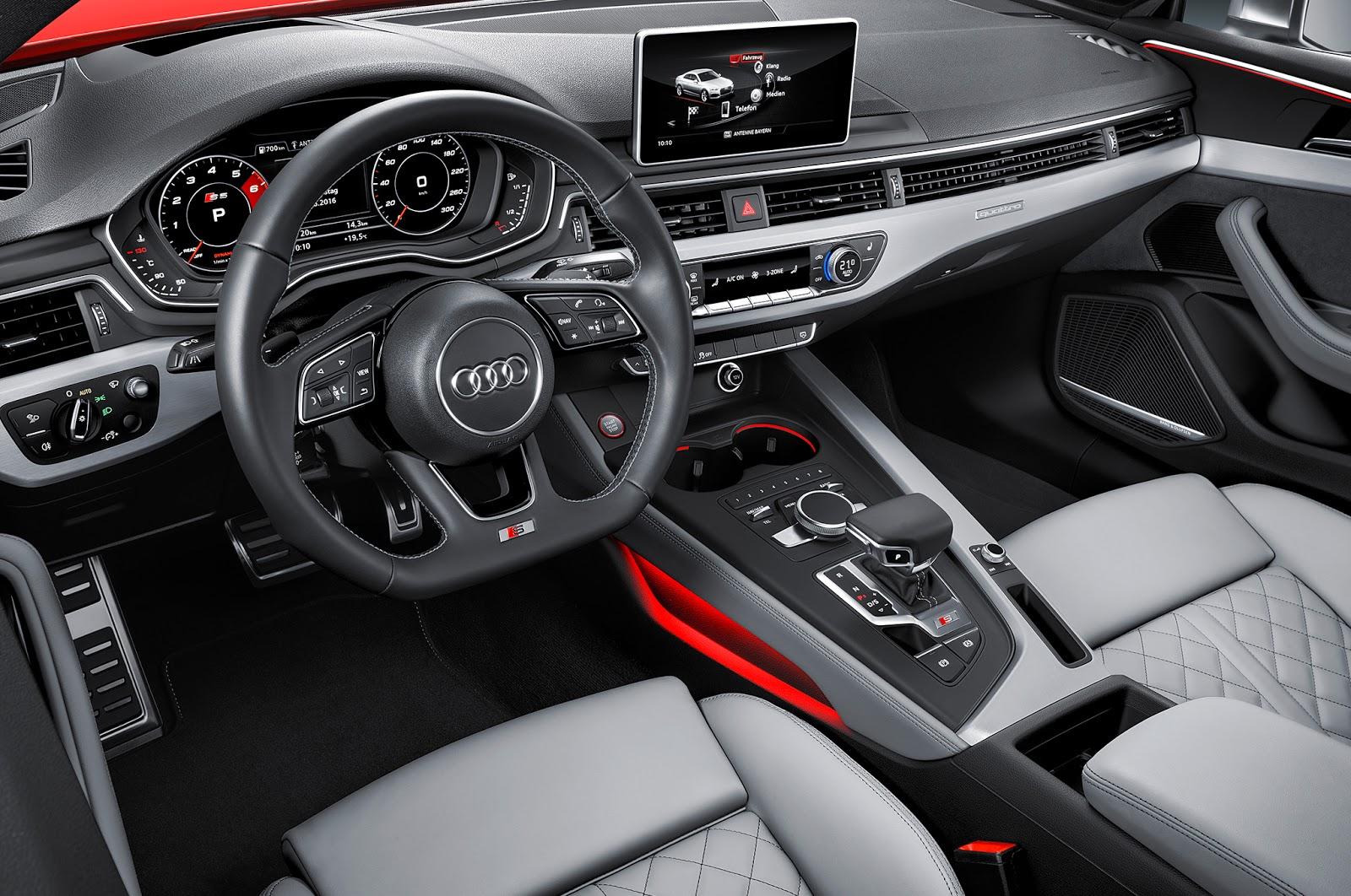 Audi A3 Lease >> 2019 Audi S5 price, sportback, coupe, convertible, lease ...