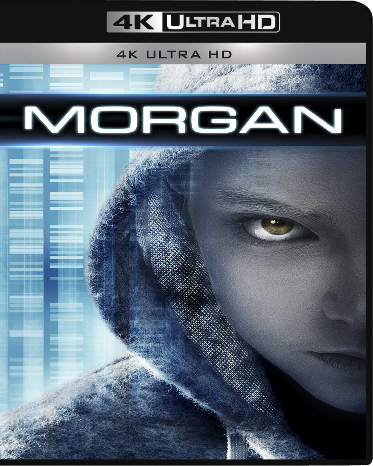 Morgan [2016] [UHD] [2160p] [Latino – Castellano]