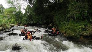 River Tubing terminologi untuk pemula