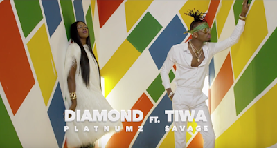 Diamond Platnumz Ft. Tiwa Savage – FIRE
