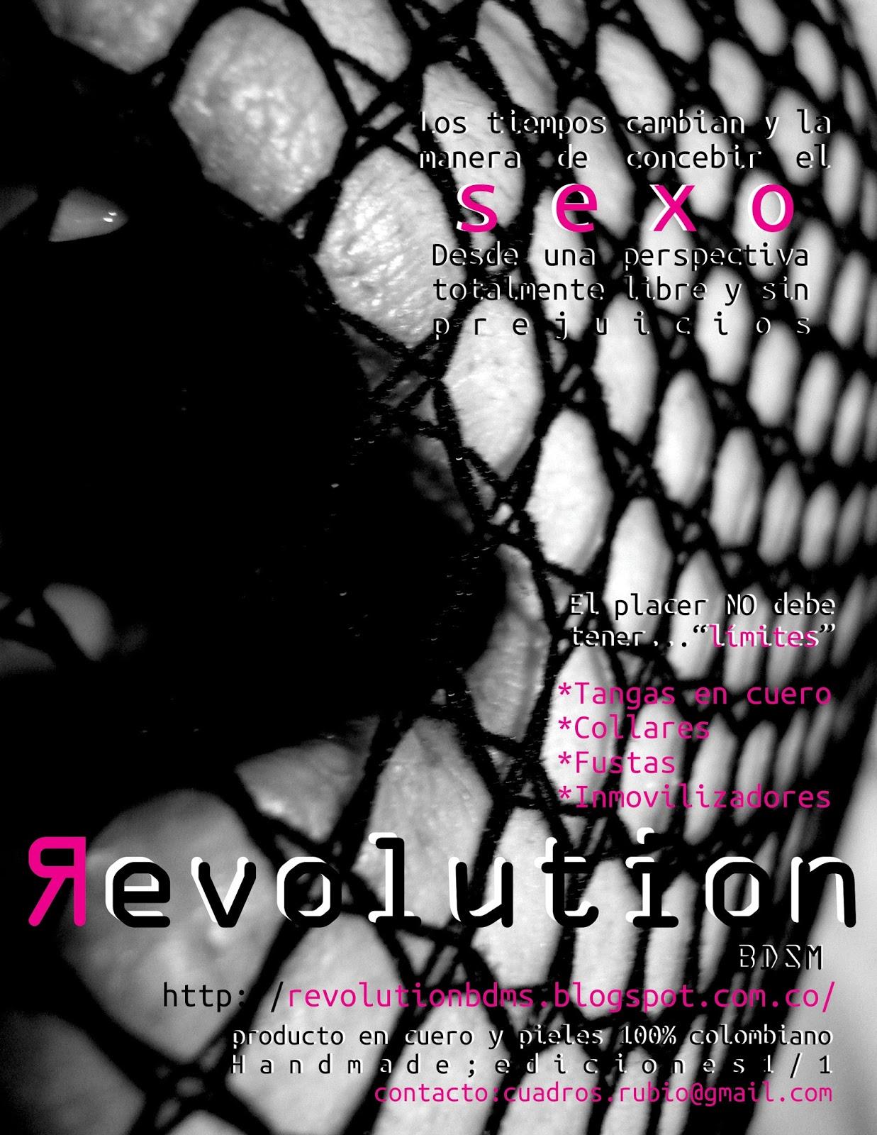 revolution BDSM