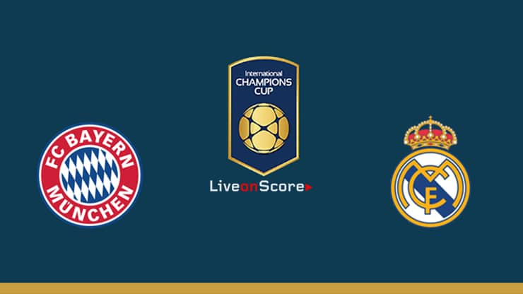 Смотреть онлайн футбольный матч бавария реал мадрид