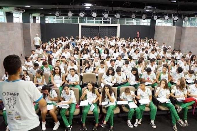 Piauí conquista 116 medalhas nas Olímpíadas de Matemática 2018