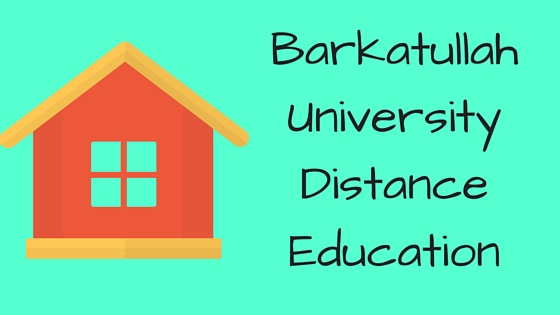 Barkatullah University Distance Education
