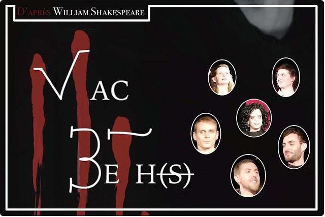 avis sur la pièce de Théâtre MacBeth 's au théâtre Montmartre Galabru