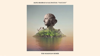 Alina Baraz & Galimatias - Fantasy ( The Magician #Remix )