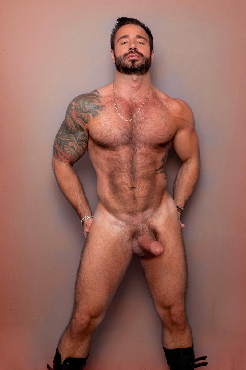 Mario Borelli Naked