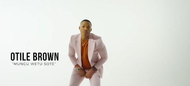 Otile Brown - Mungu Wetu Sote (Good Life)