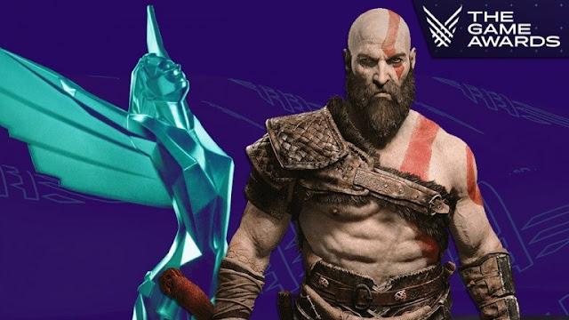 رسميا لعبة God of War تتوج بلقب لعبة السنة خلال عام 2018 و هذه قائمة باقي الفائزين ..