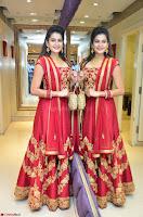 Jenny Honey in Stunning Dark Red Anarkali Dress at Splurge   Divalicious curtain raiser ~ Exclusive Celebrities Galleries 106.JPG