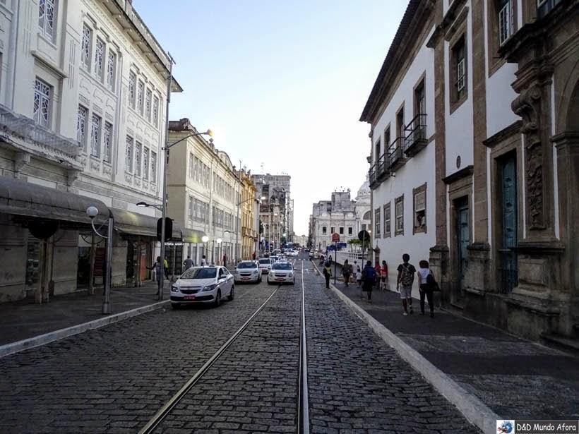 O que fazer em Salvador (Bahia)