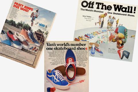 e45957c0c0 Na época a empresa era a única que produzia seus produtos e os vendia  diretamente a um público alvo específico. Em pouco tempo a marca saltou dos  tênis ...