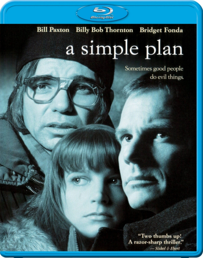 A Simple Plan . ΕΝΑ ΑΠΛΟ ΣΧΕΔΙΟ (1998) ταινιες online seires xrysoi greek subs